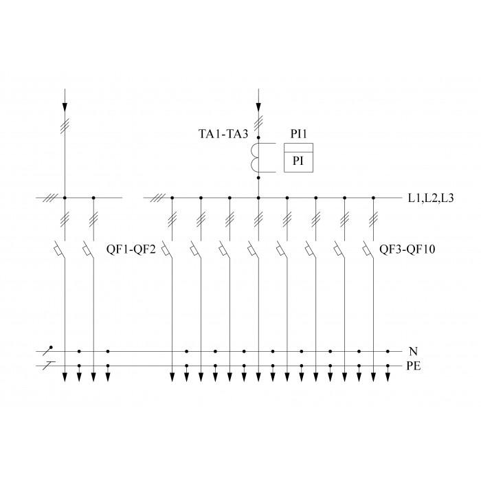 ВРУ1-46-00А УХЛ4 Вводно-распределительное устройство