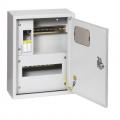 Щит учетно-распред. навесной  под электр.счетчик ЩРУН 1/12 э с окном IP31 (360х280х110) EKF