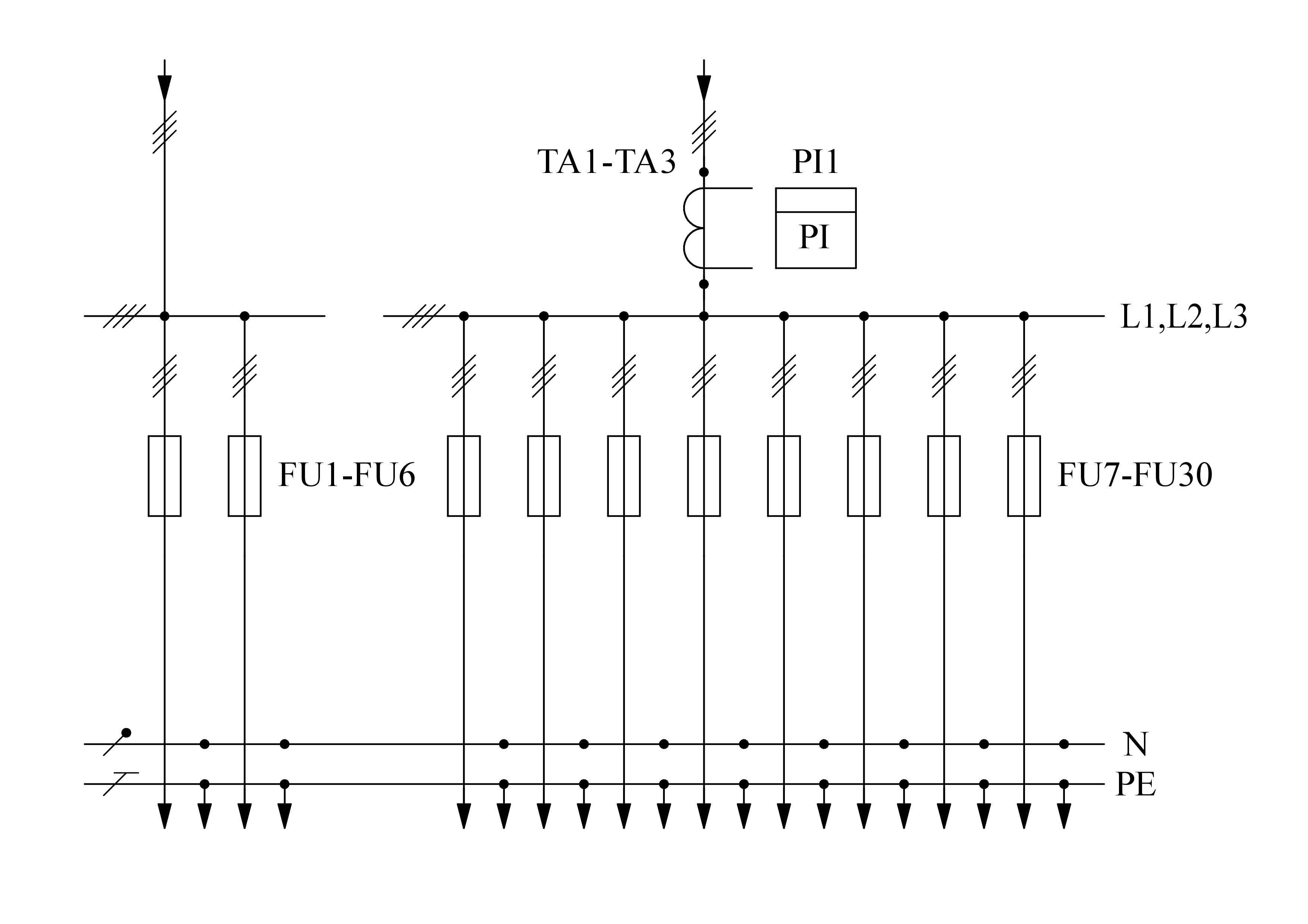 Схема электрическая ВРУ1-46-00, ВРУ1-46-00 цена, ВРУ1-46-00 купить