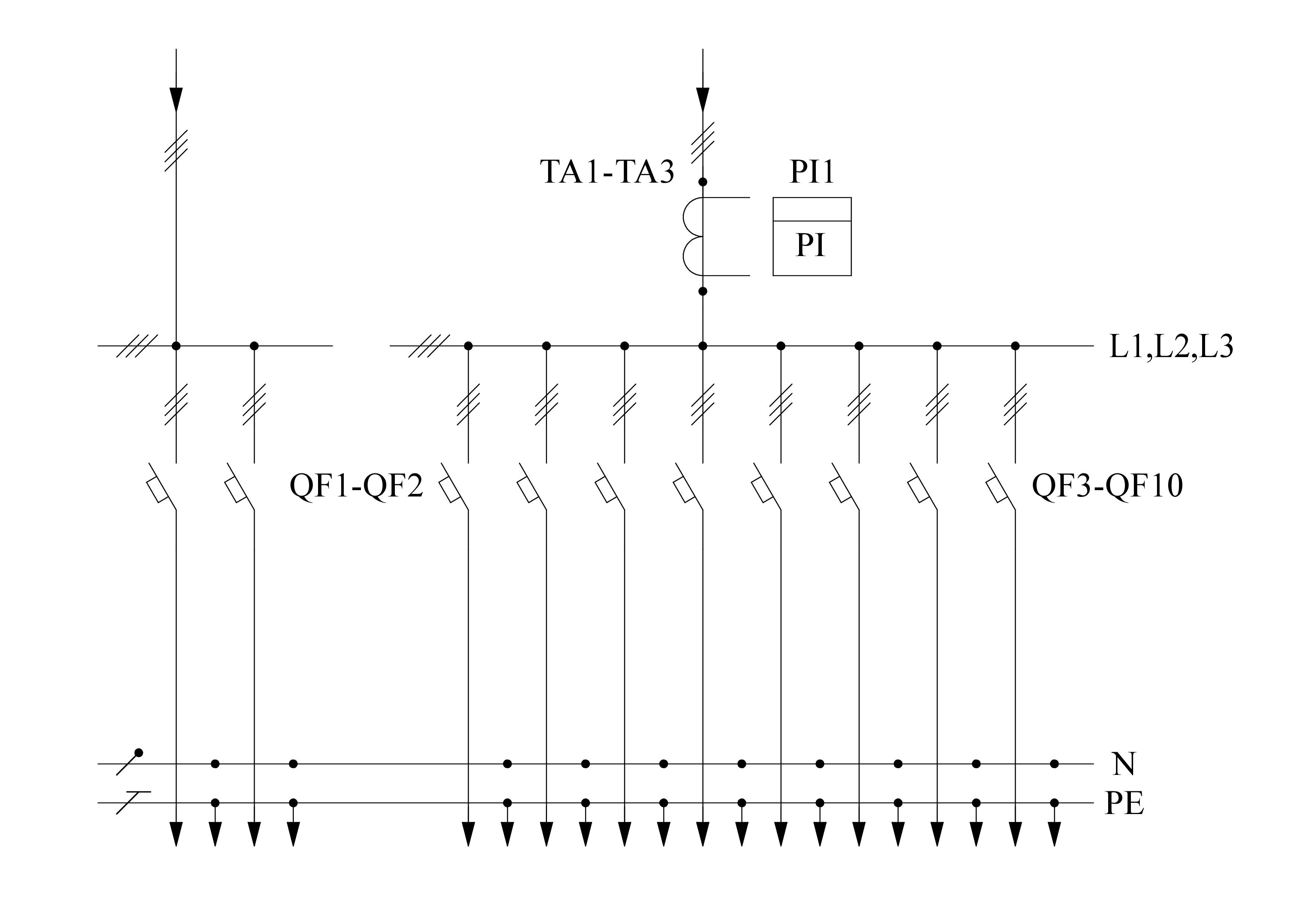 Схема электрическая ВРУ1-46-00А, ВРУ1-46-00А цена, ВРУ1-46-00А купить