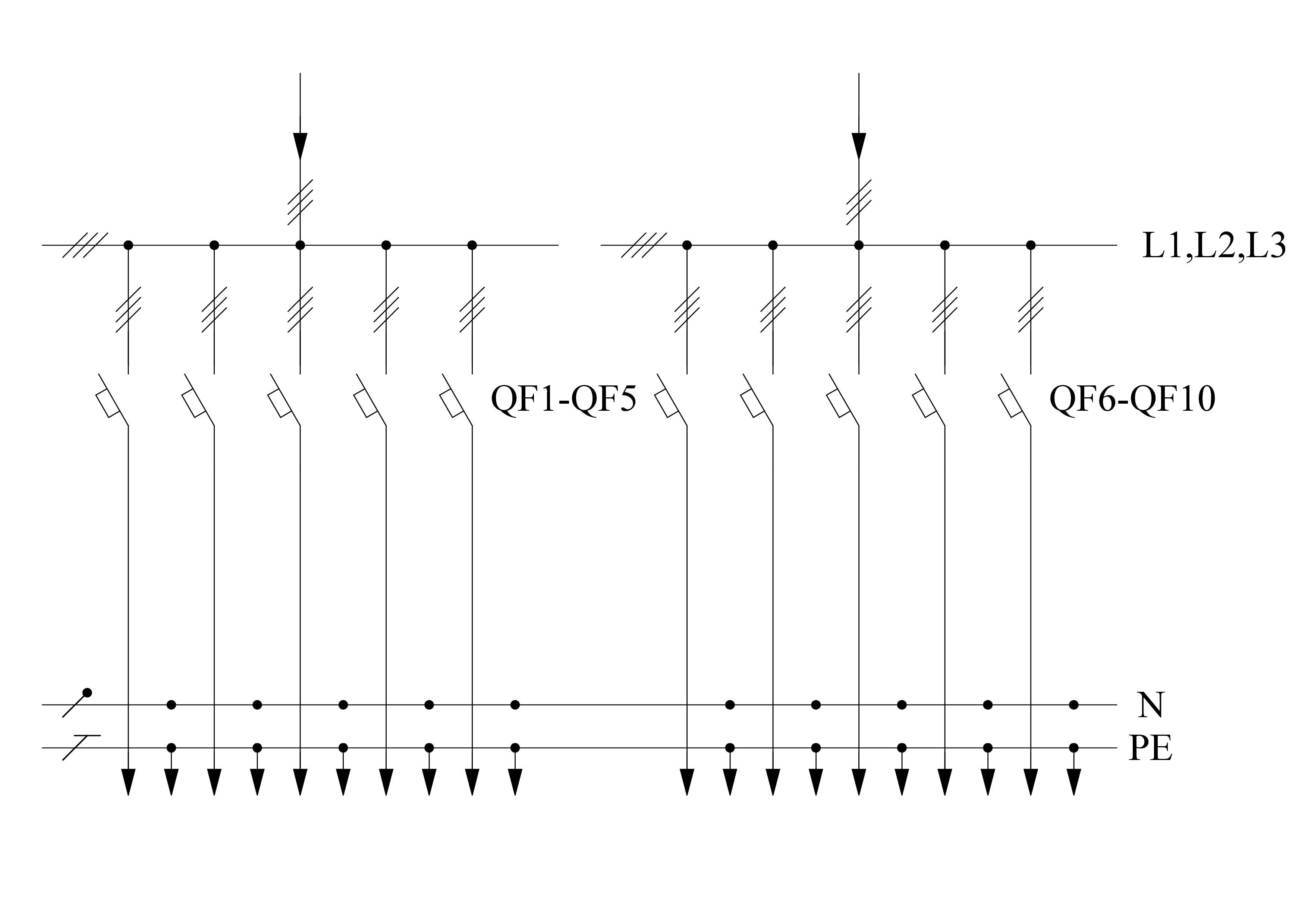 Схема электрическая ВРУ1-48-03А, ВРУ1-48-03А цена, ВРУ1-48-03А купить