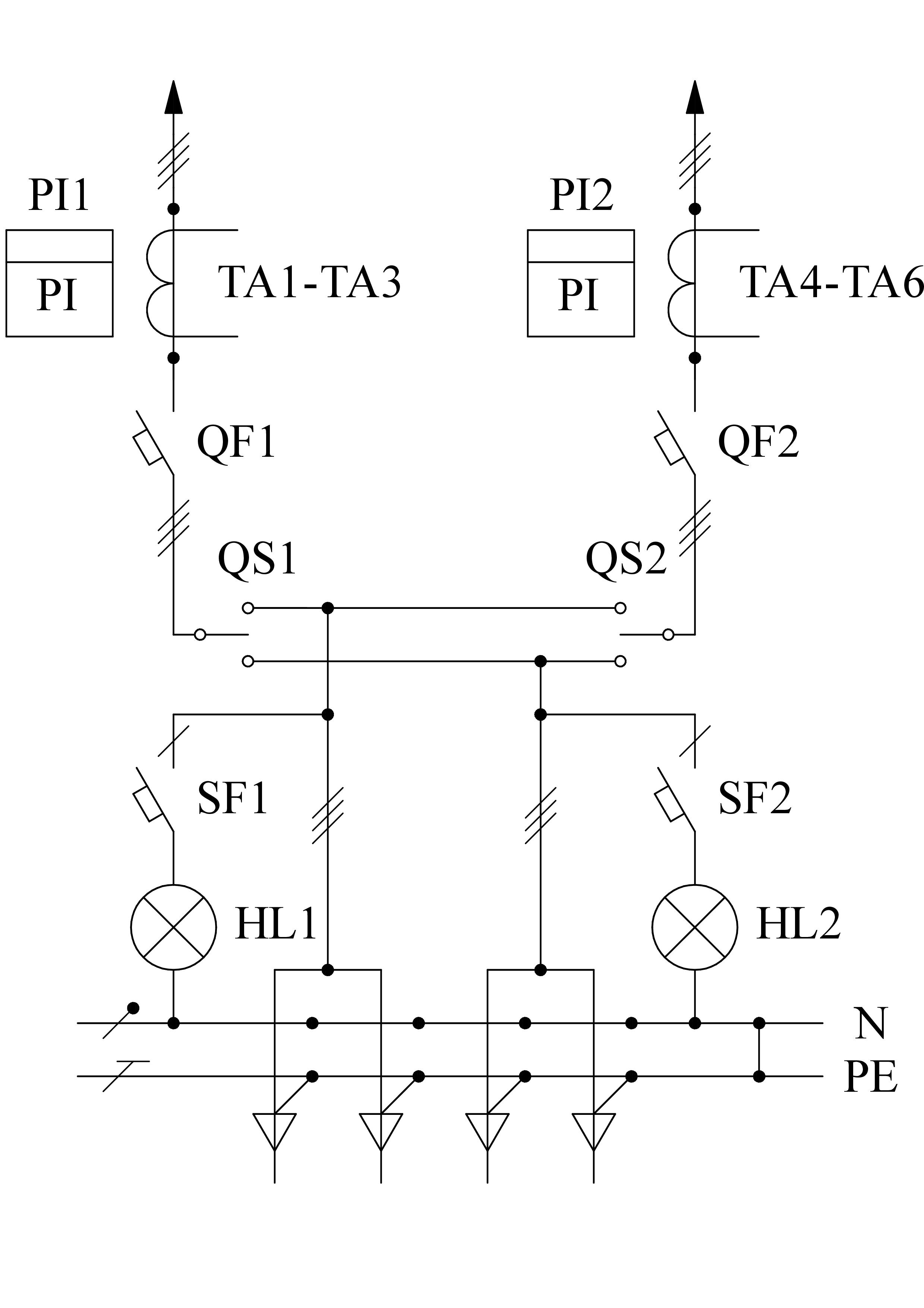 Схема электрическая ВРУ1-11-10А, ВРУ1-11-10А цена, ВРУ1-11-10А купить